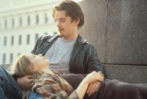 לפני הזריחה - תמונה מתוך הסרט
